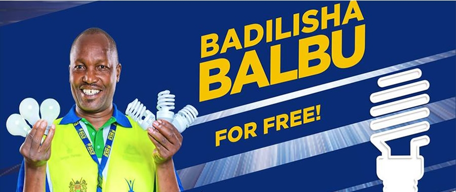 #BadilishaBulb