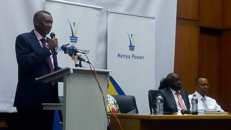 Ambassador (Eng.) Mahboub Maalim Mohamed named as new Kenya Power Chairman