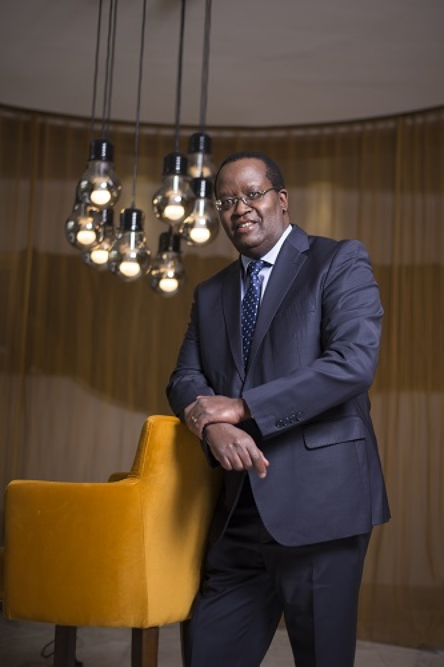 Press Release - Bernard Ngugi appointed Managing Director & CEO