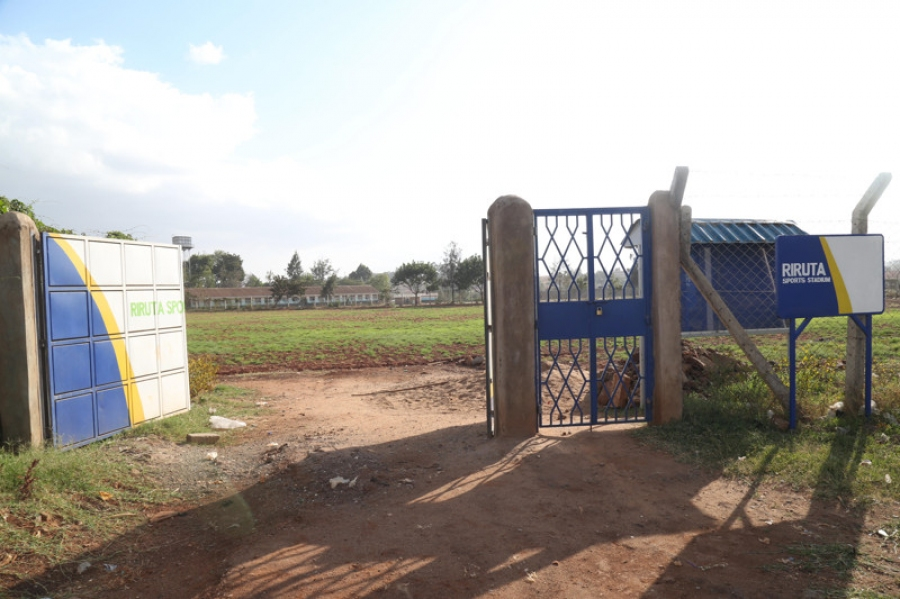 Renovation of Kawangware ( Riruta ) Sports Ground & Construction of a Sports Pitch for Embu School for the Handicapped