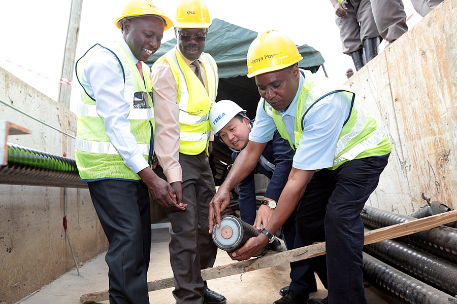 Kenya Power implements Sh13 billion underground cabling project