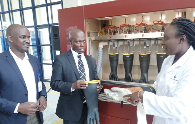 KenGen Managing Director & CEO, Mrs.  Rebecca Miano, hosted our Ag. MD & CEO, Eng. Rosemary Odour, on her maiden visit to KenGen since she was recently appointed to her new role.