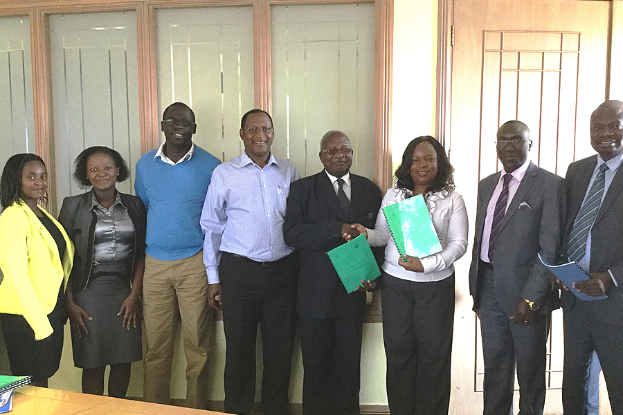 The County Government of Busia and Kenya Power signed an Agreement for Street Lighting today. The aim of the project is to Power the County of Busia to make it a prosperous, sustainable & equitably de