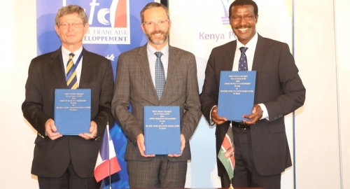 Kenya Power signing of 56M Euro with AFD